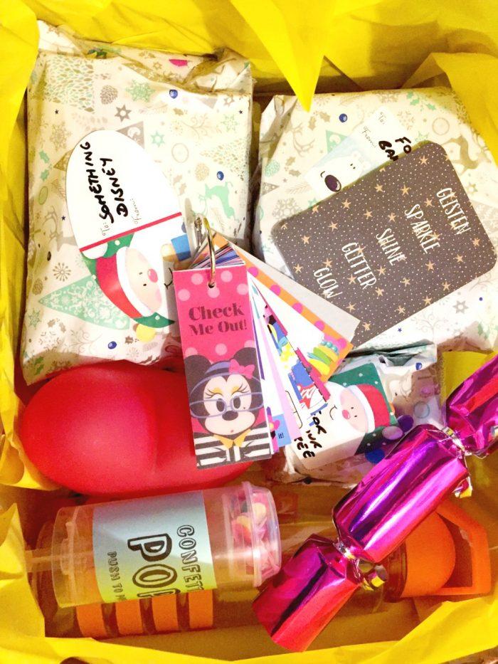 FMS Gift Exchange