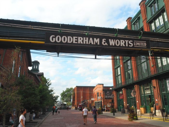 Things to do in Toronto - Distillery District