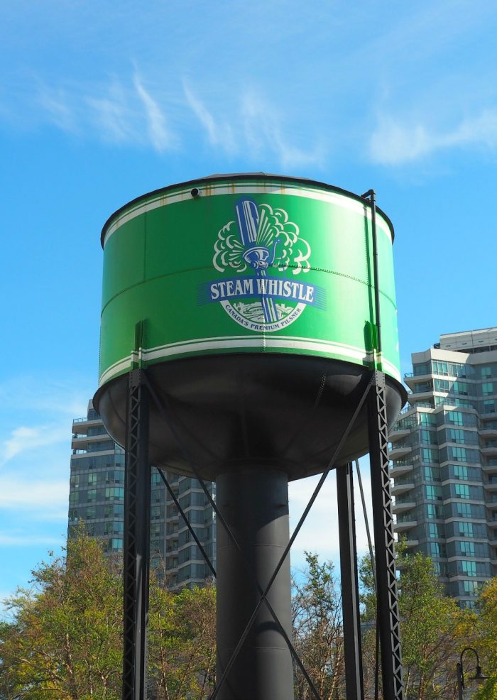 Things to do in Toronto - Steam Whistle Brewing