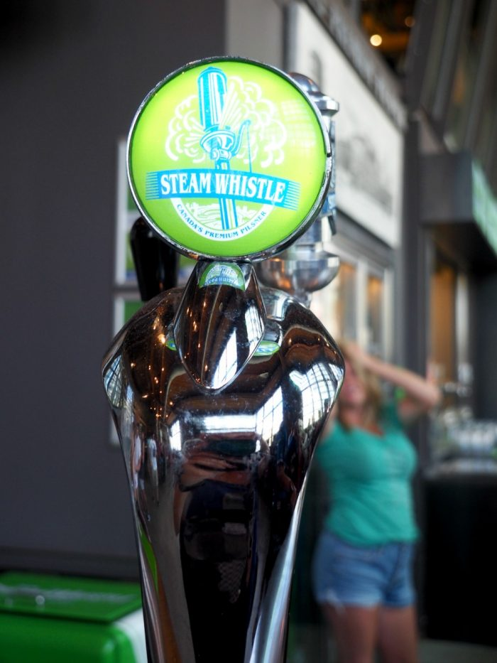 Things to do in Toronto - Steam Whistle Brewing Tour