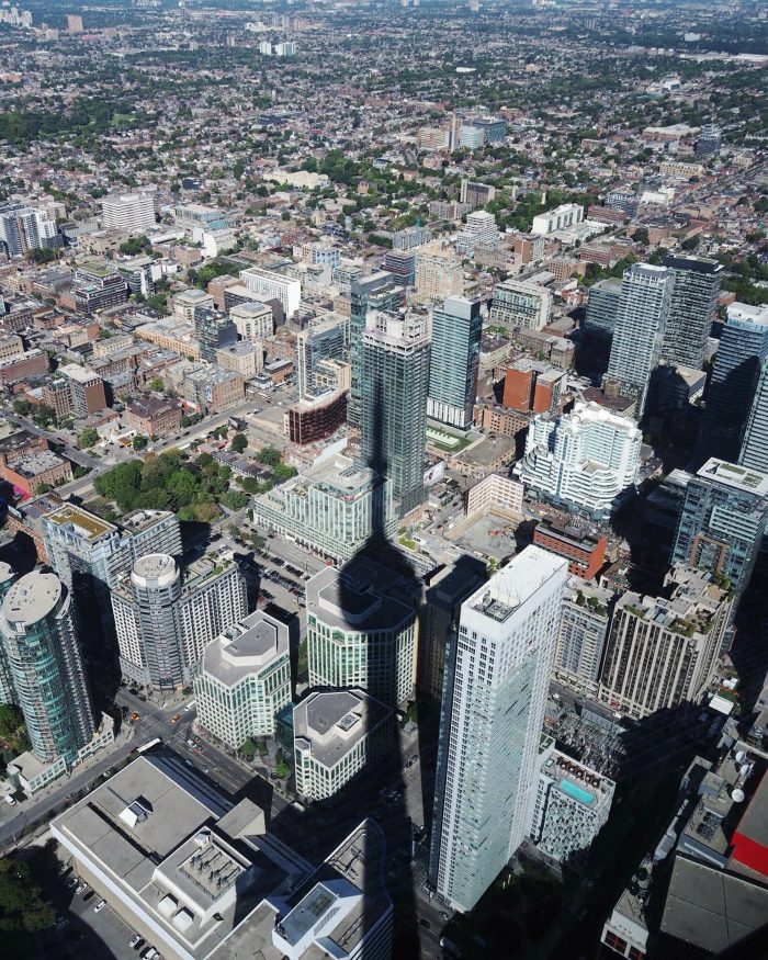 Things to do in Toronto - CN Tower