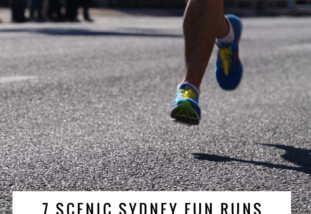Seven Scenic Fun Runs in Sydney