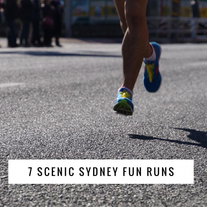 7 Scenic Sydney Fun Runs