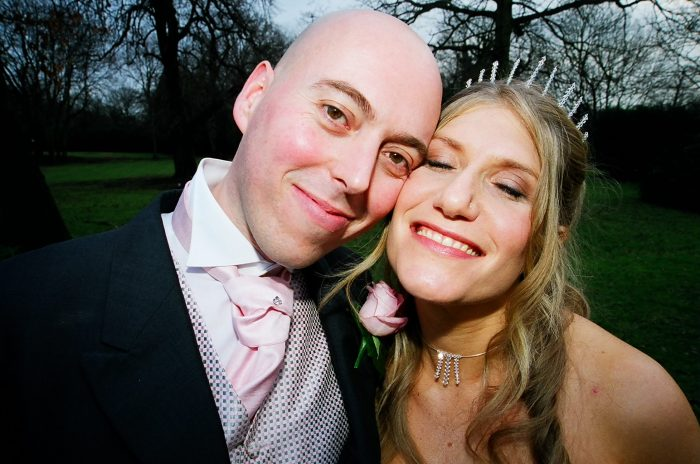 10 on 10 wedding