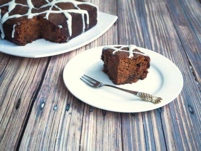 Easy Peasy Carrot Cake 2