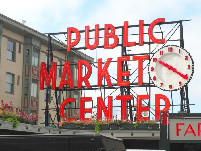 15 places to eat and drink in Captiol Hill - Pike Place Public Market
