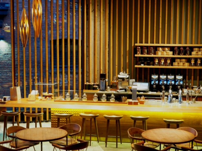 15 places to eat and drink in Capitol Hill - Starbucks Reserve2