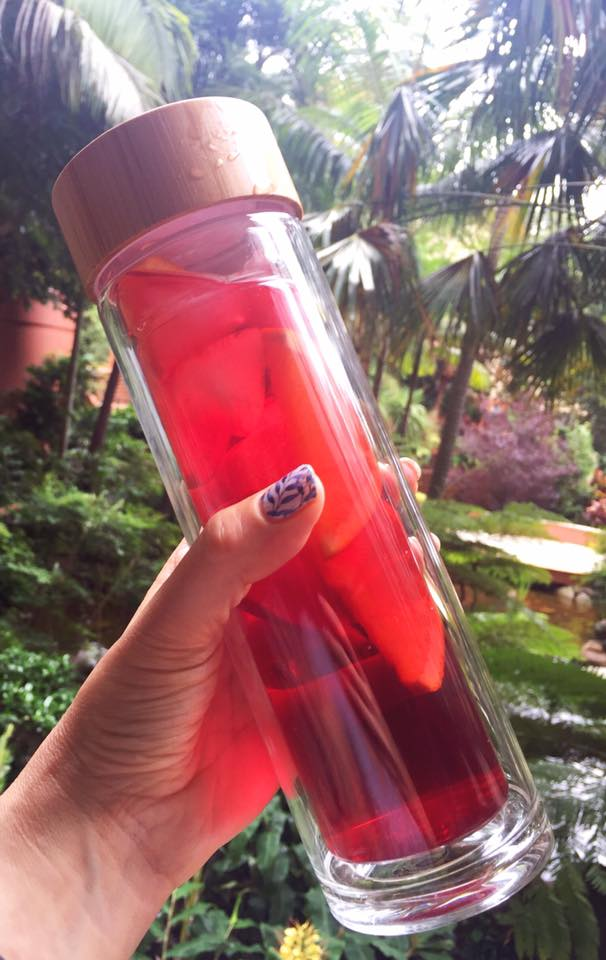 Tea flask - A Box Of