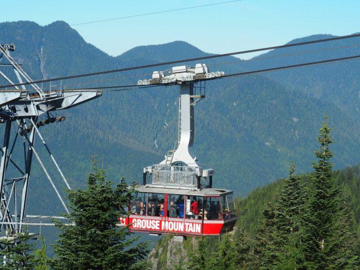 Grouse Mountain Skyride