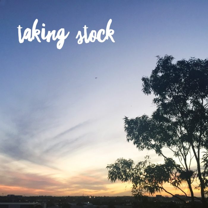 Taking Stock March 2017