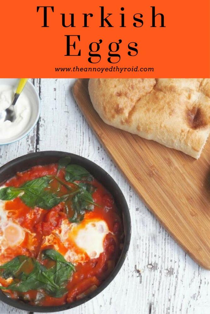 Turkish Eggs - The Annoyed Thyroid