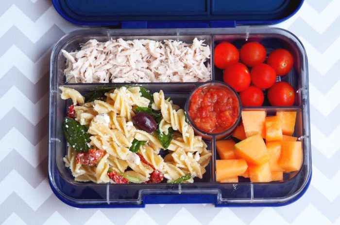 Lunchbox for grown ups