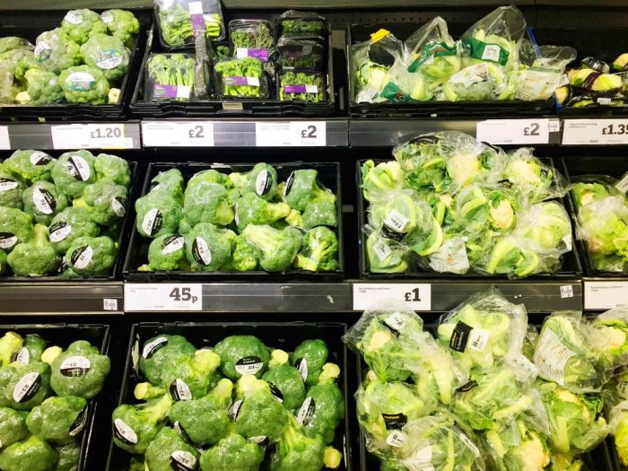 9 aisles to love in the British supermarket