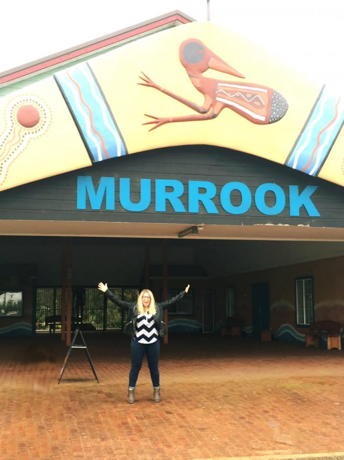 The Big Boomerang Murrook Cultural Centre