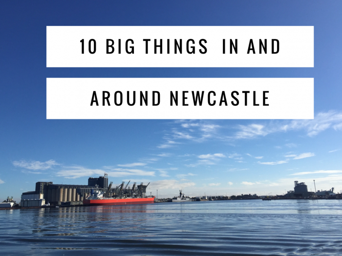 10 big things in and around newcastle