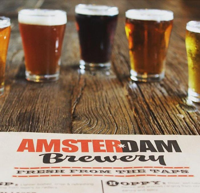 20 places to eat and drink in Toronto - Amsterdam Brewhouse