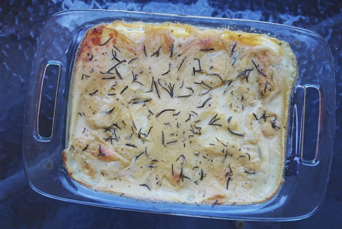 Vegan Potato Bake 3