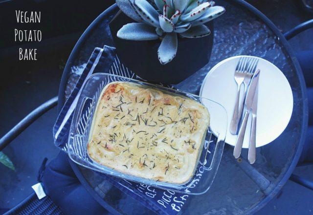 Meatless Monday – Vegan Potato Bake