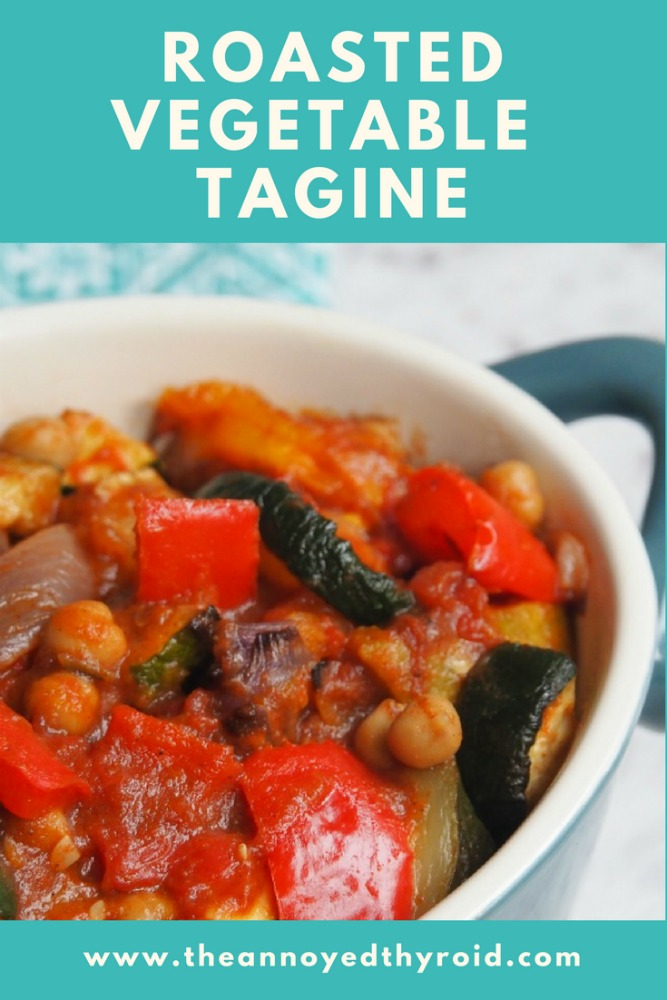 Roasted Vegetable Tagine 3