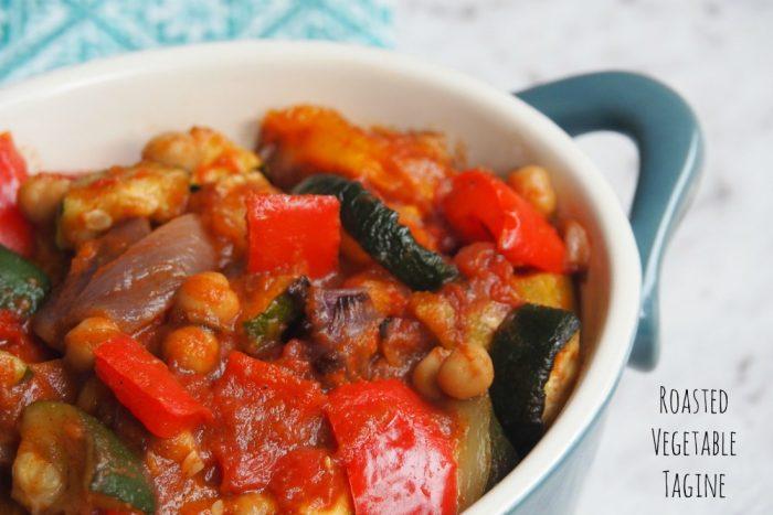 Roasted Vegetable Tagine