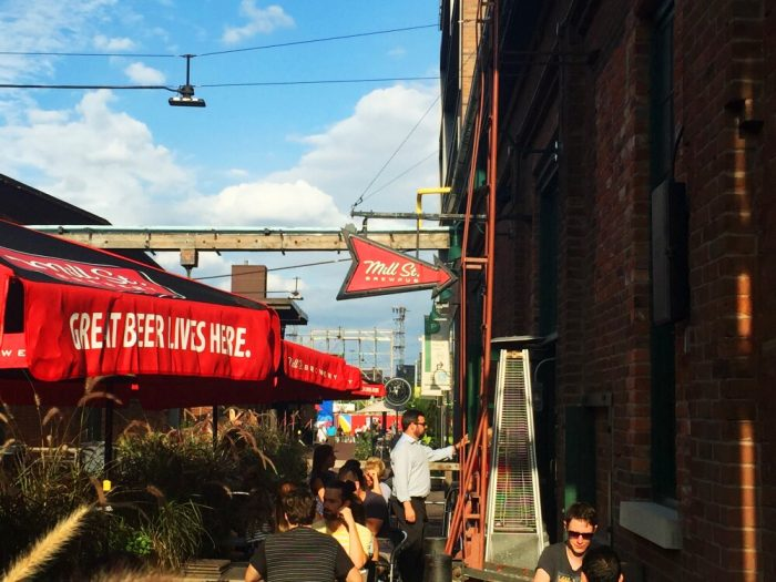 20 places to eat and drink in Toronto - Mill Street
