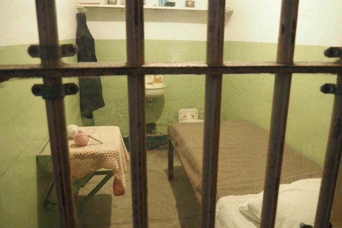 Taking Stock - Alcatraz