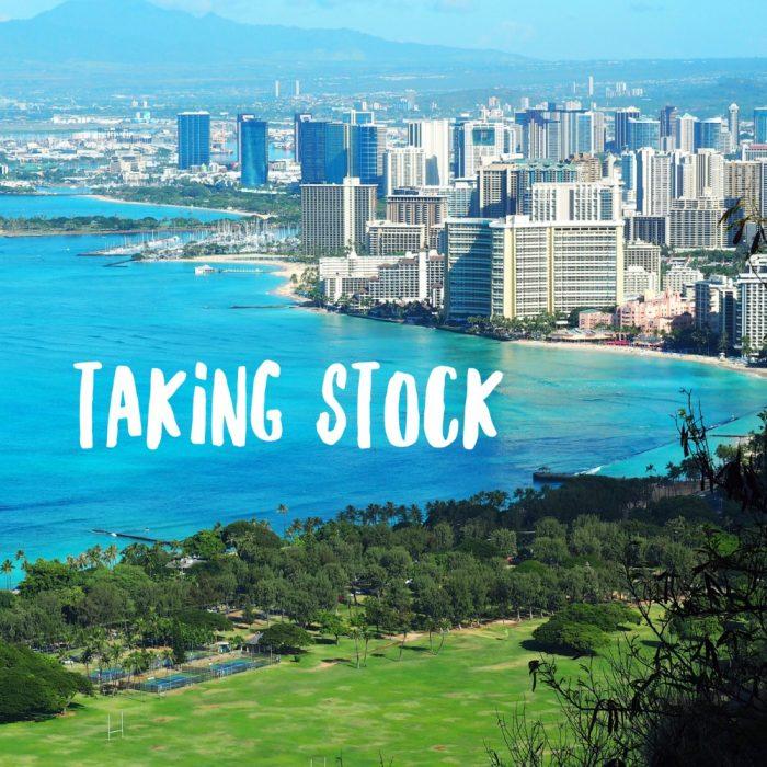 Taking Stock - Waikiki