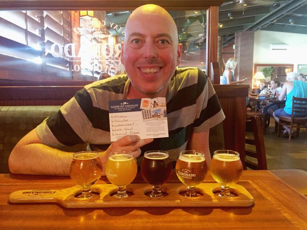 Travel Tag - Coronado Brewing