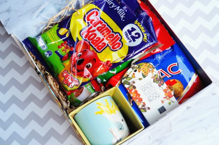 I still call Australia Home gift box