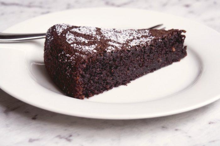 Nigellas Chocolate Olive Oil Cake 4