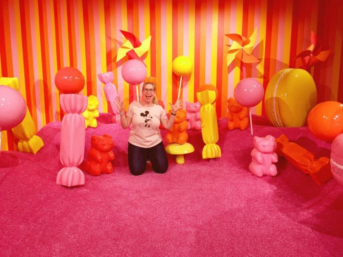 Museum of Ice Cream - Gummy Garden