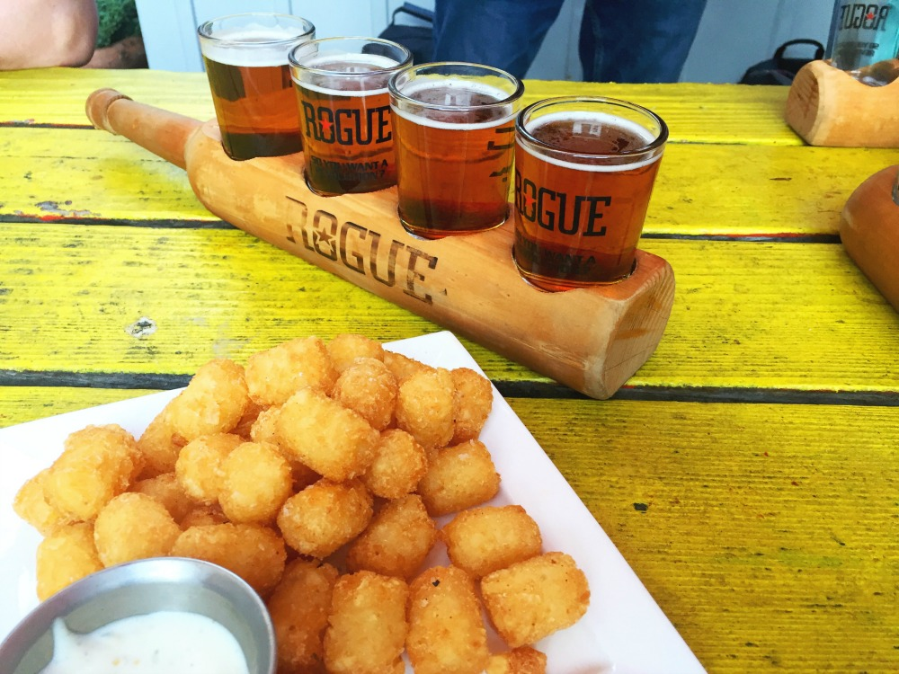 SF on Tap - Beer and tots