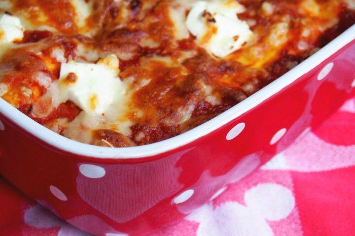 Meatless Monday - Zucchini Lasagne 3