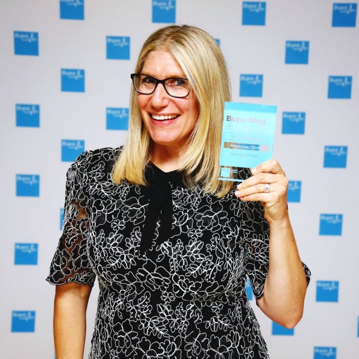 Bupa Blog Awards 4