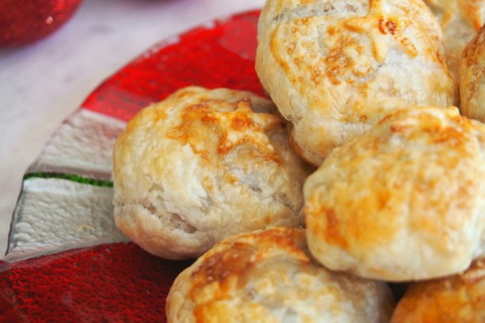 Easy Puff Mince Pies 5