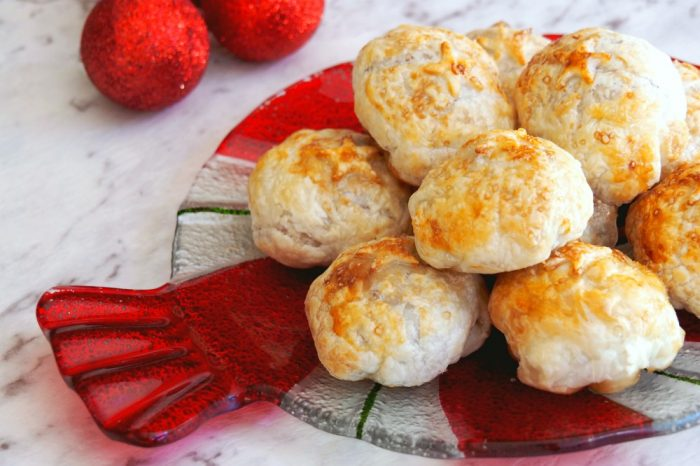 Easy Puff Mince Pies 3