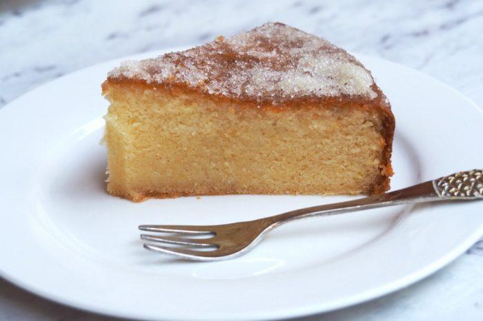 gluten free lemon drizzle cake 4