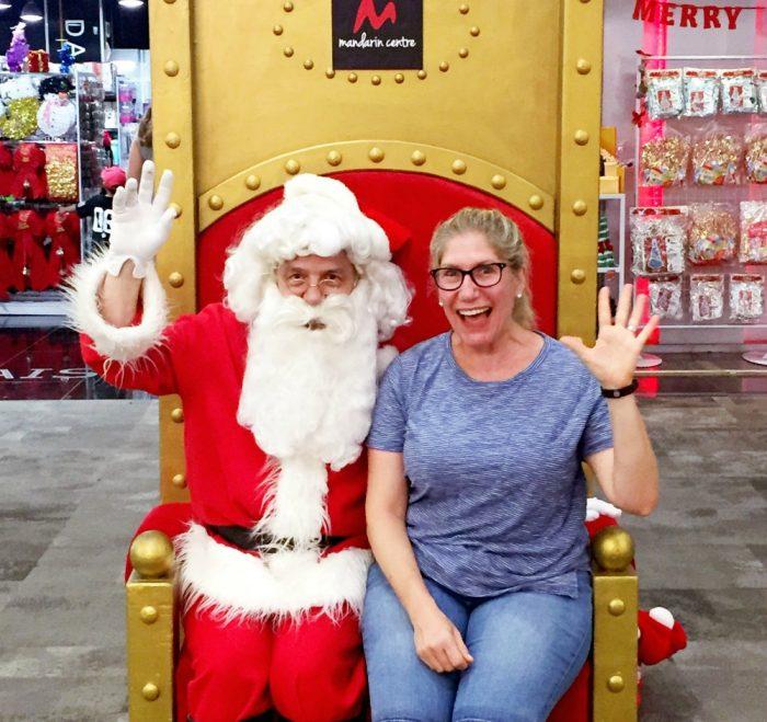 Taking Stock December - Santa