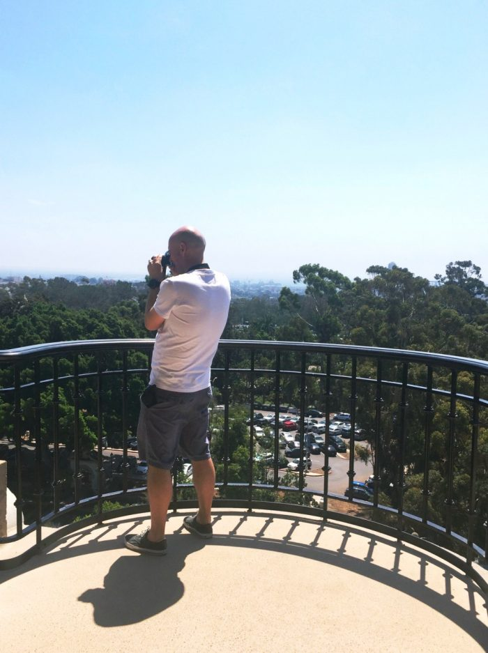 10 things to see and do in San Diego - California Tower 2