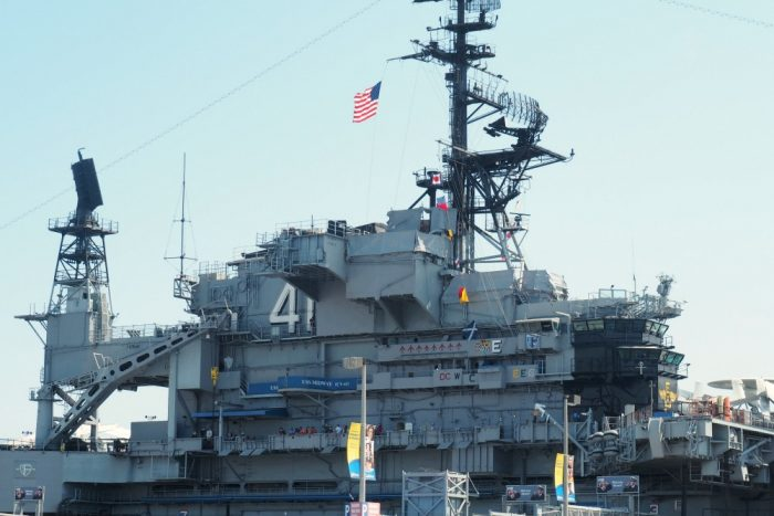 10 things to see and do in San Diego - USS Midway 1