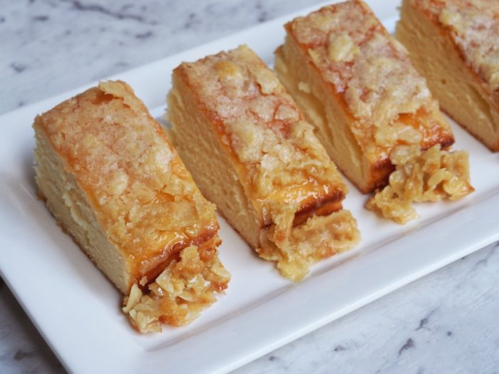 Traditional Almond Buttermilk Cake 4