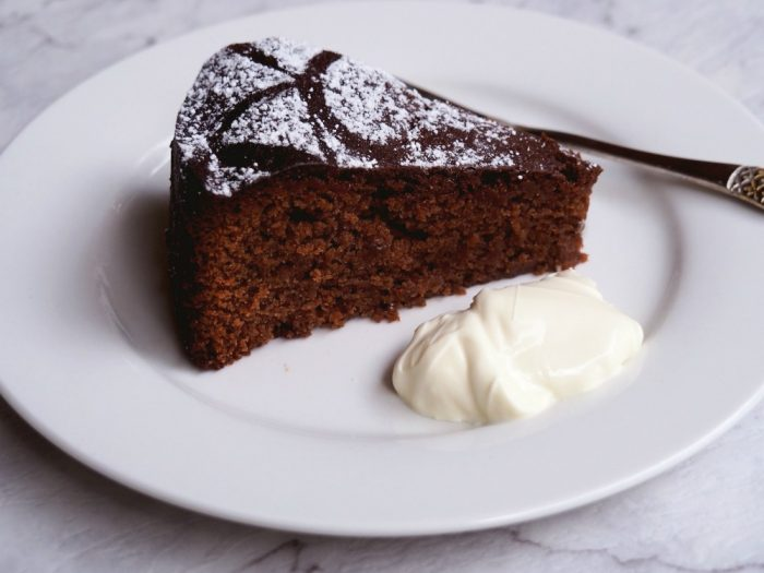 Double Chocolate Orange Cake 5