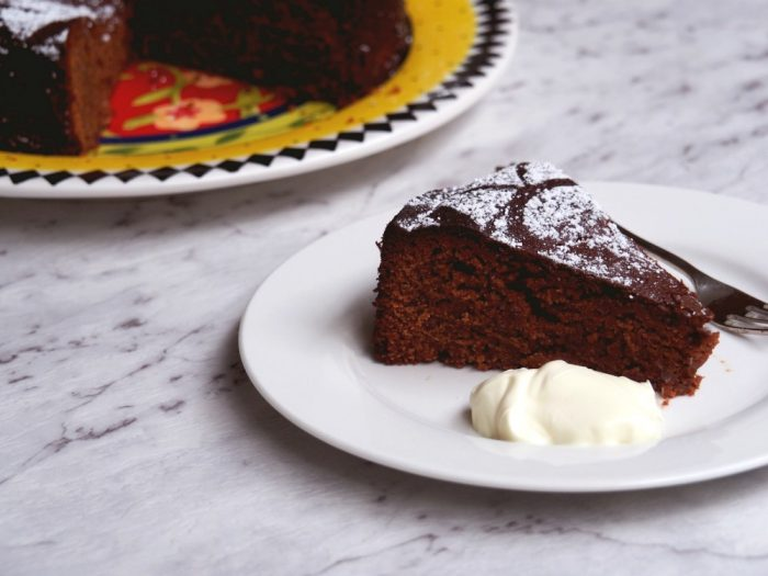 Double Chocolate Orange Cake 4