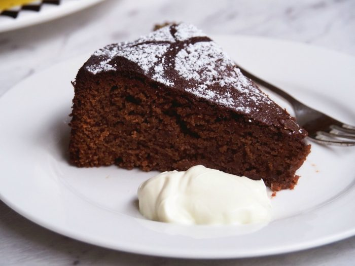 Double Chocolate Orange Cake 3