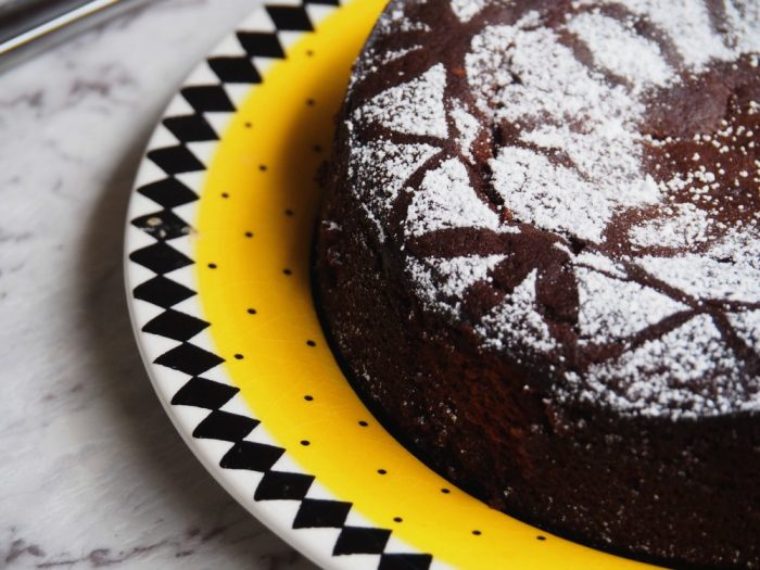Double Chocolate Orange Cake 2