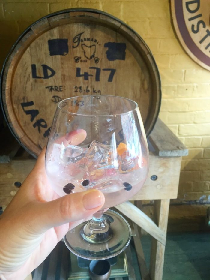 48 hours in Hobart - Lark Distillery 1