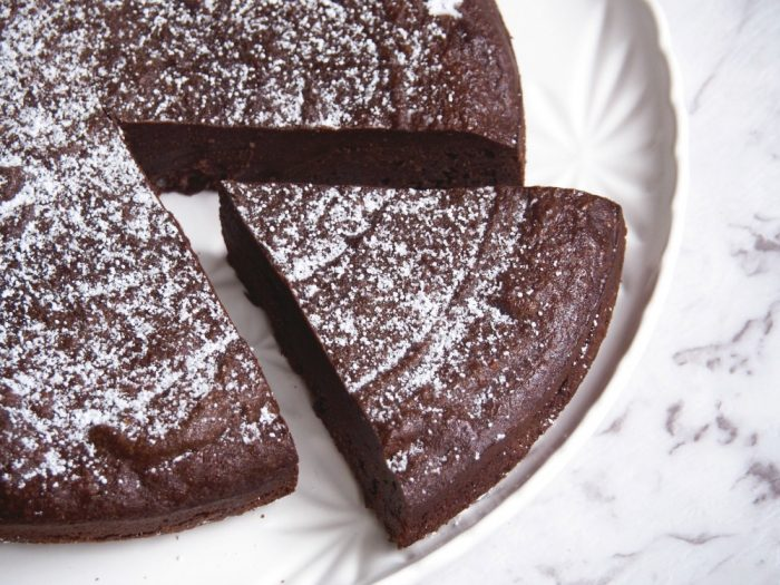 Donna Hay's Ultimate Chocolate Dessert Cake 3