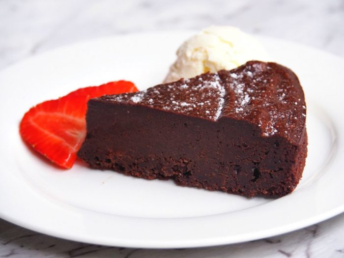 Donna Hay's Ultimate Chocolate Dessert Cake 6