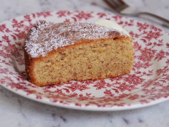 Rich Almond Cake 3