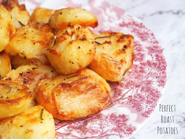 Perfect roast potatoes 4